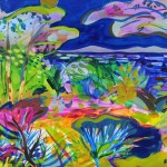 Painting Glorious Nature with Rosemary Beaton Sat- Tues April 23-26 2016