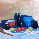 Oil Painting for beginners with John Myers: 22th January to 26th February 2016