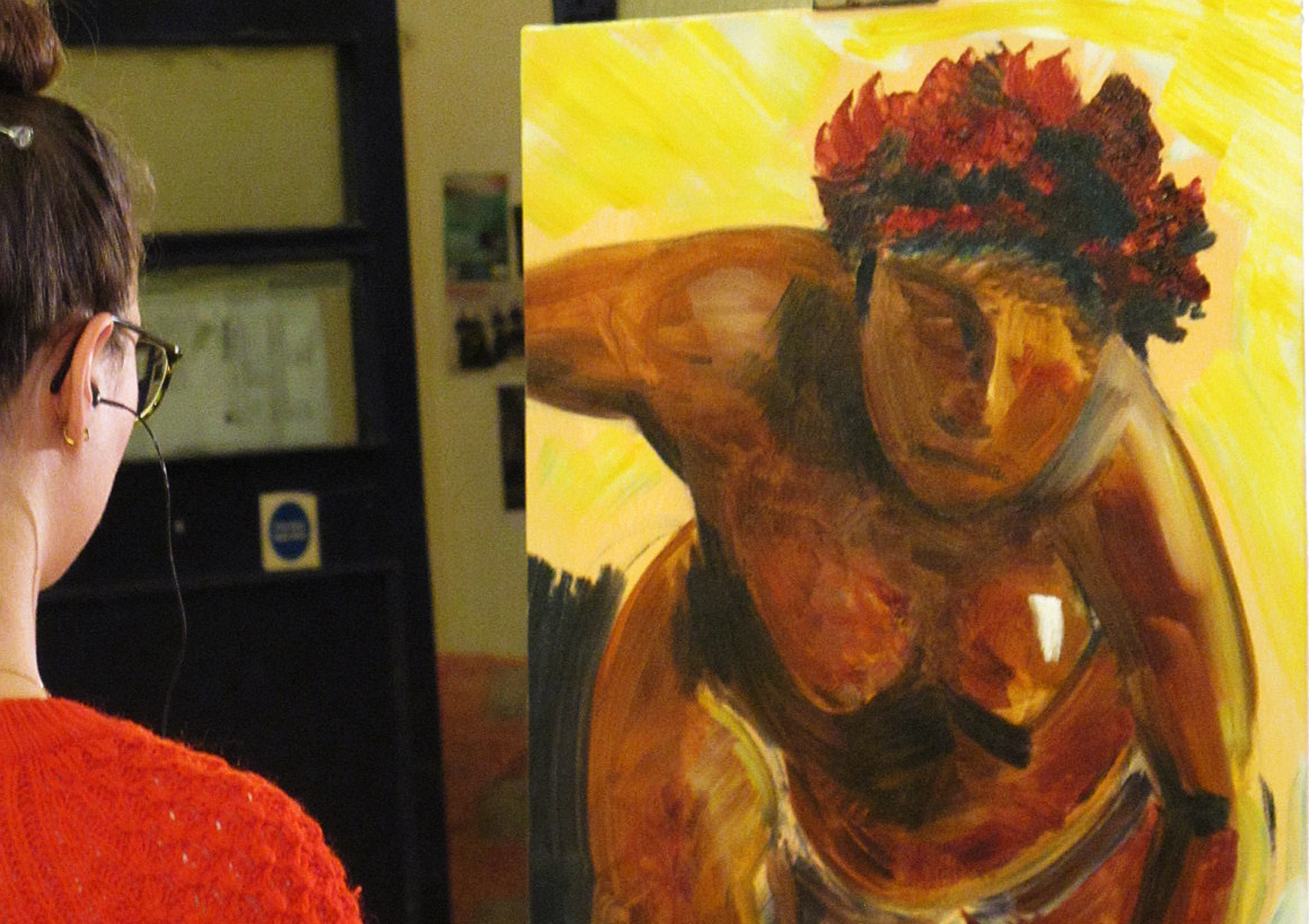 Friday Night Painting Group with Anthony Daley 22 Apr to 17 June