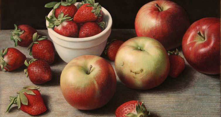 Painting in Egg Tempera with Doug Safranek: 25 – 29 March 2017 (Saturday to Wednesday)