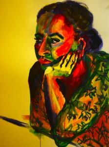 Sandra Stadnik Quick Expressive Portrait 01