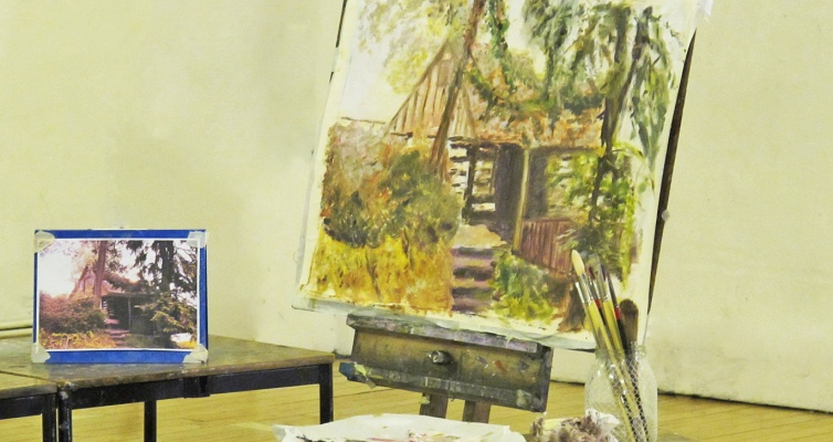 Evening Class: Painting & Personal Projects with Anthony Daley 22 Feb – 22 Mar 2017