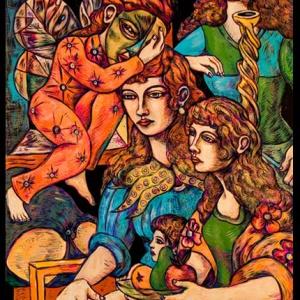 The Changling By Adrian Wiszniewski 2011