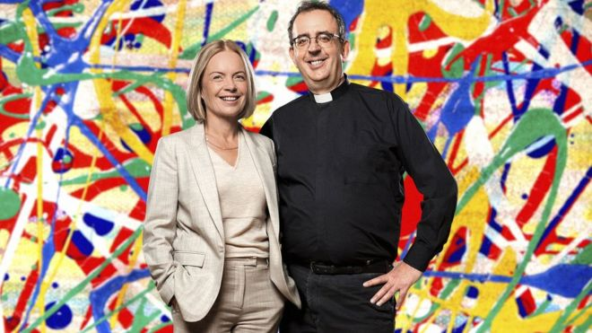 BBC One's Big Painting Challenge Series 2 & The ESOP Artistic Director Alison Harper